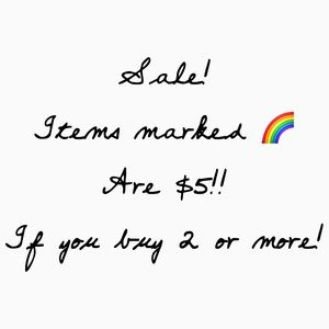 🌈 SALE! 🌈 ADD YOUR LIKES TO A BUNDLE 🌈